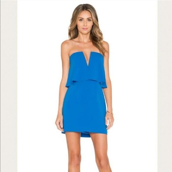 1670f2b3cd28f BCBGMaxAzria Dresses & Skirts - BCBGmaxazria Kate dress in larkspur blue